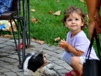 Is It Safe to Have My Dog Around Babies?